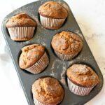 Best Jumbo Pumpkin Muffins Recipe (Bakery Style)